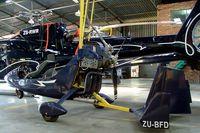 ZU-BFD @ FAGM - Magni M-16 Tandem Trainer [PAL001] Rand~ZS 21/09/2006