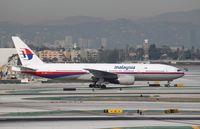 9M-MRD @ KLAX - Boeing 777-200ER