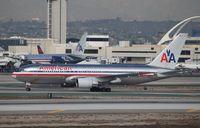 N335AA @ KLAX - Boeing 767-200