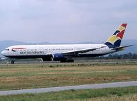 G-BZHA @ LEBL - Ready for take off rwy 20 in Wings tail c/s - by Shunn311