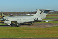 XV106 @ X3BR - 1967 Vickers VC10 C.1K, c/n: 836 at Bruntingthorpe - by Terry Fletcher