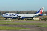 VP-BGY - Boeing 747-346, c/n: 23640 at Bruntingthorpe