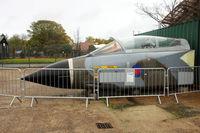 ZA325 @ EGMH - 1979 Panavia Tornado GR.1, c/n: 014/BT005/3007 at Manston Museum
