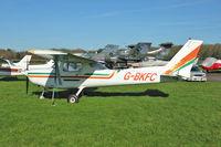 G-BKFC - 1977 Reims F152, c/n: 1443 at Bruntingthorpe