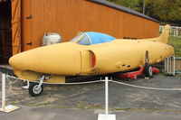 WK198 - 1953 Supermarine Swift F.4 at Brooklands Museum