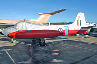 XN584 - 1961 Hunting P-84 Jet Provost T.3A, c/n: PAC/W/11826 at Bruntingthorpe