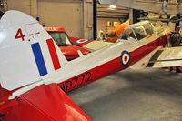 WP772 @ EGMH - De Havilland DHC-1 Chipmunk T.10, c/n: C1/0786
