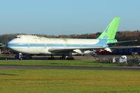 SX-OAD - 1979 Boeing 747-212B, c/n: 21684 at Bruntingthorpe