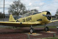 37-2684 @ MER - North American AT-6 Texan, c/n: 182-674 - by Timothy Aanerud