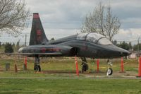 64-13271 @ MER - 1964 Northrop T-38A Talon, c/n: N.5700 - by Timothy Aanerud