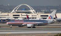 N324AA @ KLAX - Boeing 767-200