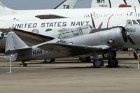 N61JD @ KNPA - North American SNJ-6 Texan [121-42954] Pensacola NAS~N 10/04/2010