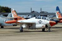 157058 @ KNPA - North American T-2C Buckeye [332-39] Pensacola NAS~N 10/04/2010