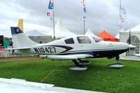 N10427 @ EDMT - Cessna LC-41-550FG Corvalis TT [411142] Tannheim~D 18/08/2009 - by Ray Barber