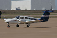 N882AT @ AFW - At Alliance Airport - Fort Worth, TX