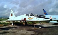 2605 @ LPST - Northrop T-38A Talon [N.5263] Sintra~Lisbon~CS 06/05/2000 - by Ray Barber
