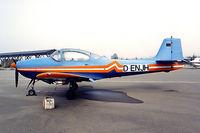 D-ENJH @ EDDS - Piaggio FWP-149D [077] Stuttgart~D 15/08/1997 - by Ray Barber