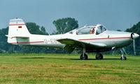 D-EGWK @ EBDT - Piaggio FWP-149D [174] Schaffen-Deist~OO 12/08/2000 - by Ray Barber