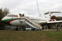 G-ASIX - 1964 Vickers VC10 Srs 1103, c/n: 820 at Brooklands Museum