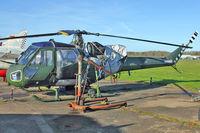G-BXRL - 1966 Westland Scout AH.1, c/n: F9639 ex XT630 at Bruntingthorpe
