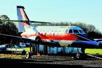 XX494 - 1975 Scottish Aviation HP-137 Jetstream T.1, c/n: 422 at Bruntingthorpe