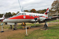 XX499 - 1976 Scottish Aviation HP-137 Jetstream T.1, c/n: 425 at Brooklands Museum