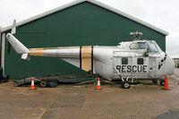 XN380 @ EGMH - Westland Whirlwind HAS.7, c/n: WA310 at Manston Museum