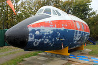 XT575 - 1961 Vickers Viscount 837, c/n: 438 at Brooklands Museum - by Terry Fletcher
