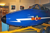 XG226 @ EGMH - 1956 Hawker Hunter F.6A, c/n: 41H-680038 at Manston Museum