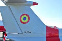 53 @ X3BR - 053 (53 RED), Aero L-29M, c/n: 395189 at Bruntingthorpe