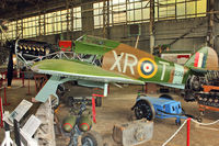 Z2389 - 1940 Hawker Hurricane IIA, c/n: Not found Z2389 at Brooklands Museum