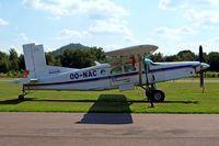 OO-NAC @ EBZW - Pilatus PC-6/B2-H4 Porter [710] Genk-Zwartberg~OO 12/08/2010