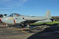 G-RAFI @ X3BR - 1962 Hunting 84 Jet Provost T.4, c/n: PAC/W/17641 at Bruntingthorpe