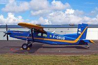 F-GRUB @ EBSP - Pilatus PC-6/B2-H4 Turbo Porter [940] Spa-La Sauvenière~OO 13/08/2010