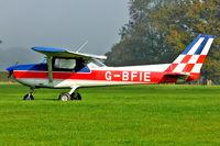 G-BFIE @ EGKH - 1977 Reims FRA150M, c/n: 0331 at Headcorn