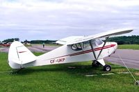 CF-UKP @ CYRO - Piper PA-17 Vagabond [17-106] Ottawa-Rockcliffe~C 19/06/2005. - by Ray Barber
