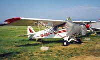 S5-DAR @ LJLJ - Piper PA-18-150 [18-7809173] Ljubljana~S5 19/06/1996