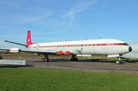 XS235 - XS235 (Canopus), 1963 De Havilland DH106 Comet 4C, c/n: 6473 at Bruntingthorpe