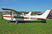 G-BSOO - 1964 Cessna 172F, c/n: 172-52431 at Bruntingthorpe
