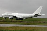 TF-ARU @ EGMH - 1983 Boeing 747-344, c/n: 22970 at Kent Int