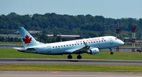 C-FEJD @ KDCA - Takeoff DCA - by Ronald Barker