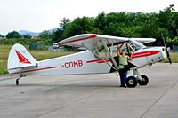 I-COMB @ LIPU - Piper PA-18-95 Super Cub [18-3656] Padova~I 16/07/2004