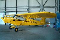I-POHE @ LIPO - Piper PA-18-150 Super Cub [18-8458] Brescia-Montichiari~I 18/07/2004