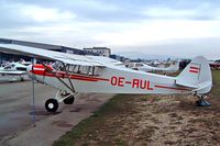 OE-AUL @ LOAN - Piper PA-18-150 Super Cub [18-8826] Wiener Neustadt-Ost~OE 17/04/2005