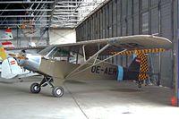 OE-AER @ LOAN - Piper PA-18-95 Super Cub [18-5587] Weiner-Neustadt Ost~OE 17/04/2005