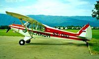 S5-DAU @ LJBL - Piper PA-18-150 [18-7909093] Lesce-Bled~S5 19/06/1996