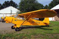OO-VVH @ EBTX - Piper PA-18-150 Super Cub [18-8381] Theux-Verviers~OO 13/08/2010