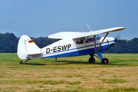 D-ESWP @ EBDT - Piper PA-20 Pacer [20-1053] Schaffen-Diest~OO 12/08/2000 - by Ray Barber