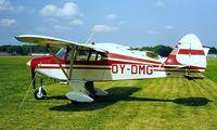 OY-DMG @ EDHE - Piper PA-22-150 Tri-Pacer [22-5337] Uetersen~D 17/05/1998