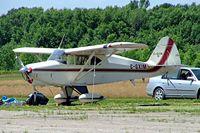 C-GXIM @ CPU6 - Piper PA-22-150 Tri Pacer [22-4475] Tyendinaga-Mohawk~C 20/06/2005 - by Ray Barber